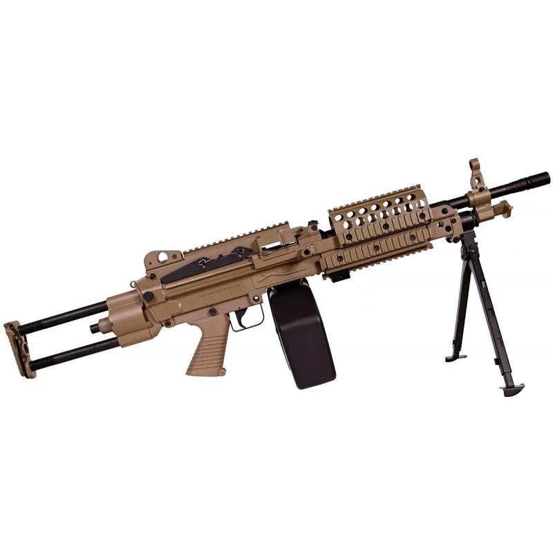 MK46 Airsoft AEG Classic Army Carry Handle para A/&K DE M249